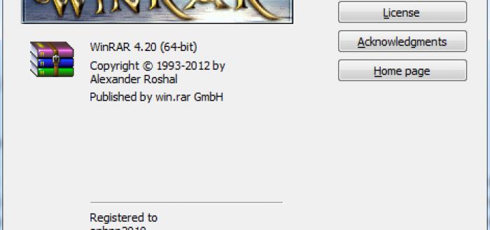 LionDK.com --- WinRar 4.20 - about