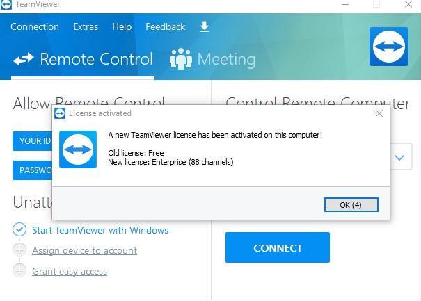Phần mềm] Teamviewer 13 Full crack | LionDK Homepage